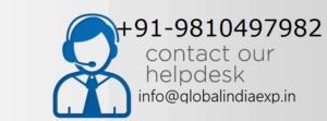 Helpdesk Global India Express For Qaraghandy Courier