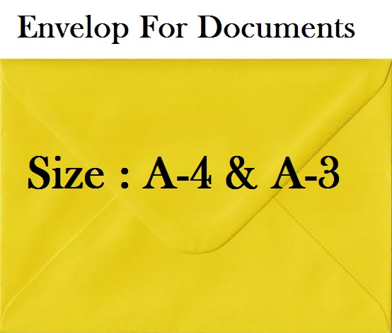 Packaging Advice For Sending Documents LettersApplications