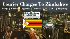 Courier Charges To Harare From Delhi - Main Banner