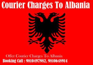Courier Charges To Albania From Mumbai