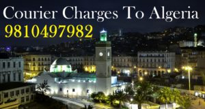 Courier Charges For Annaba From Delhi