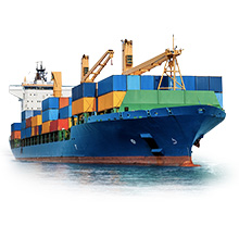 Commericial-Shipment Courier Charges For Geneva From Mumbai