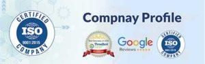 International courier company Delhi - GIE Profile